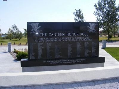20th Century Veterans Memorial image. Click for full size.