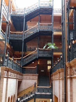 Bradbury Building image. Click for full size.
