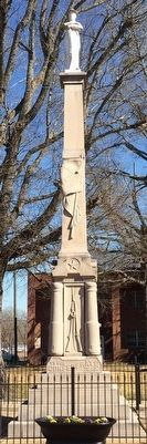 Noxubee County Confederate Monument image. Click for full size.