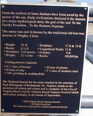 Neptune Marker image. Click for full size.