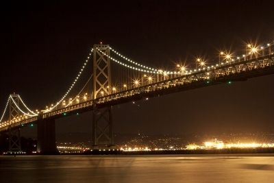 The San Francisco-Oakland Bay Bridge image. Click for full size.