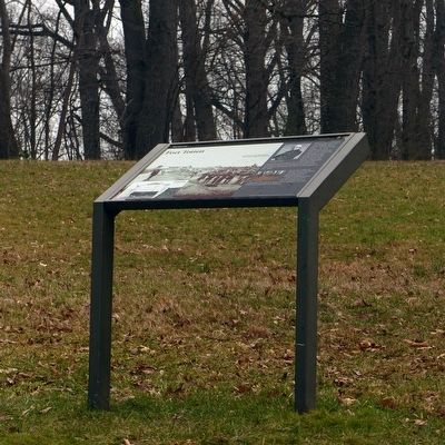 Fort Totten Marker image. Click for full size.