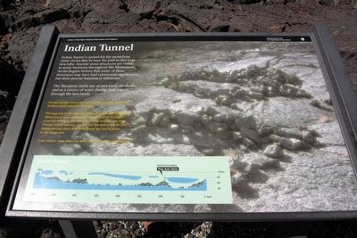 Indian Tunnel Marker image. Click for full size.