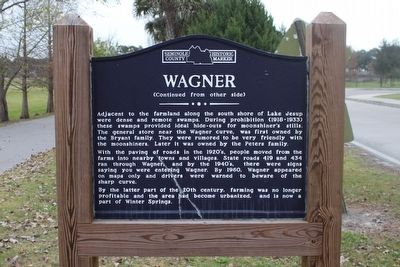 Wagner Marker Side 2 image. Click for full size.