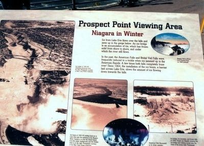 Prospect Point Viewing Area Marker image. Click for full size.