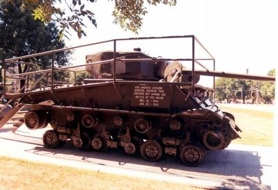 General Sherman Tank image. Click for full size.