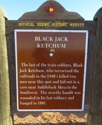 black jack ketchum family tree