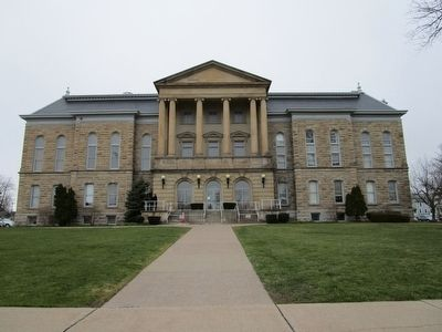 Niagara County Courthouse image. Click for full size.