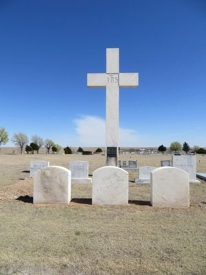 Frass grave site image. Click for full size.