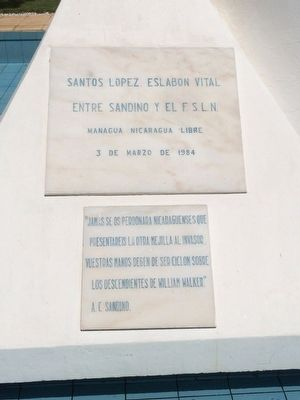 Tomb of Santos Lopez Marker image. Click for full size.