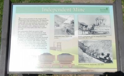 Independent Mine Marker image. Click for full size.