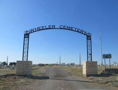Wheeler Cemetery image. Click for full size.