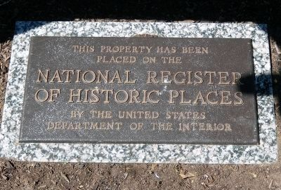 Historic Walnford Park-National Register of Historic Places image. Click for full size.