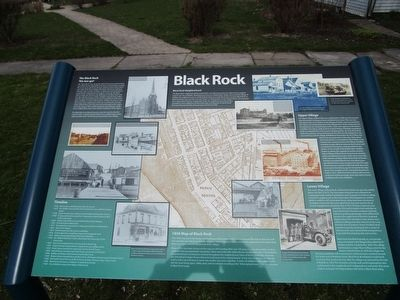 Black Rock Marker image. Click for full size.