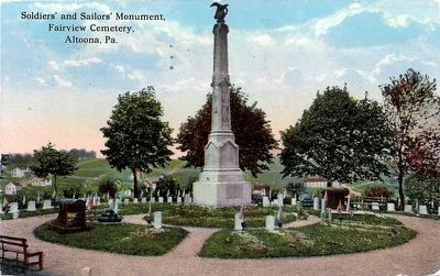 Soldiers' and Sailor's Monument image. Click for full size.