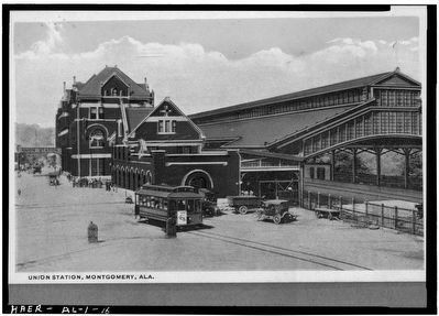 Union Station and shed image. Click for full size.