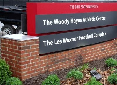 The Woody Hayes Athletic Center image. Click for full size.
