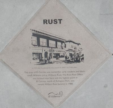 Rust Marker image. Click for full size.