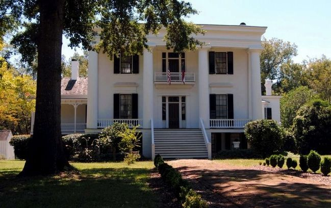 Robert Toombs Home and Museum image. Click for full size.