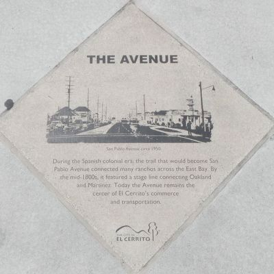 The Avenue Marker image. Click for full size.