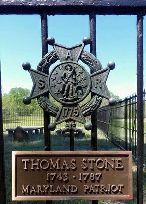 Thomas Stone image. Click for full size.