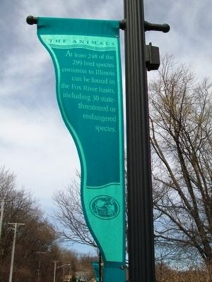 West Dundee Riverwalk Banner image. Click for full size.