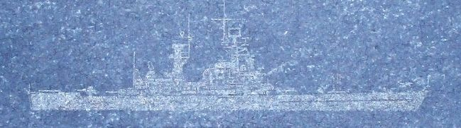 USS Texas (CGN 39) Marker image. Click for full size.
