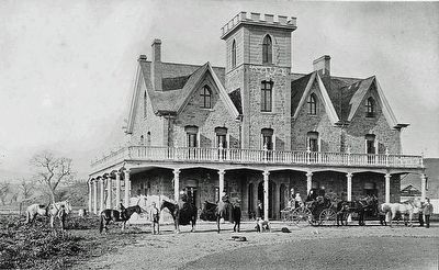 The John Marsh House image. Click for full size.