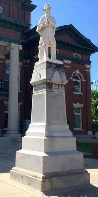 Coweta County Confederate Monument image. Click for full size.