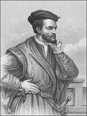Jacques Cartier image. Click for full size.