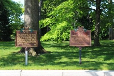 First Charerted Girl Scout Council in the United States Marker image. Click for full size.