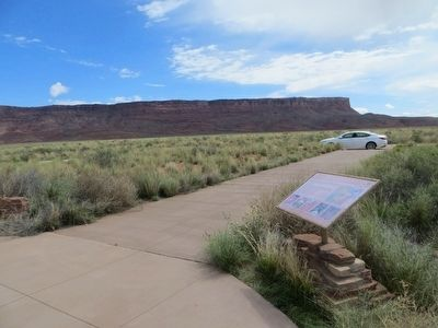 Vermilion Cliffs National Monument Marker image. Click for full size.