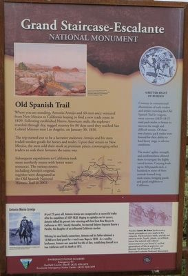 Grand Staircase-Escalante National Monument Marker image. Click for full size.