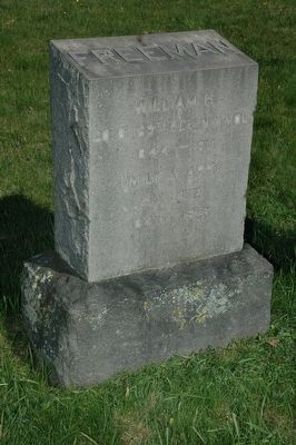 William Henry Freeman Family Grave Stone image. Click for full size.