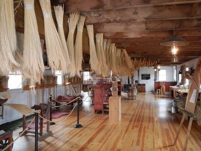 The Broom Factory interior image. Click for full size.