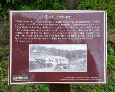 The Commissary Marker image. Click for full size.