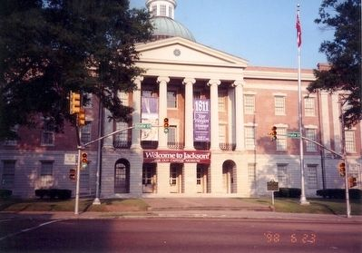 Mississippi State Historical Museum image. Click for full size.