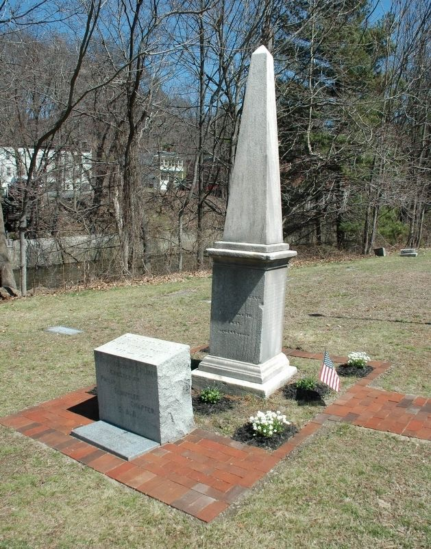 Albert Pawling Gravesite image. Click for full size.