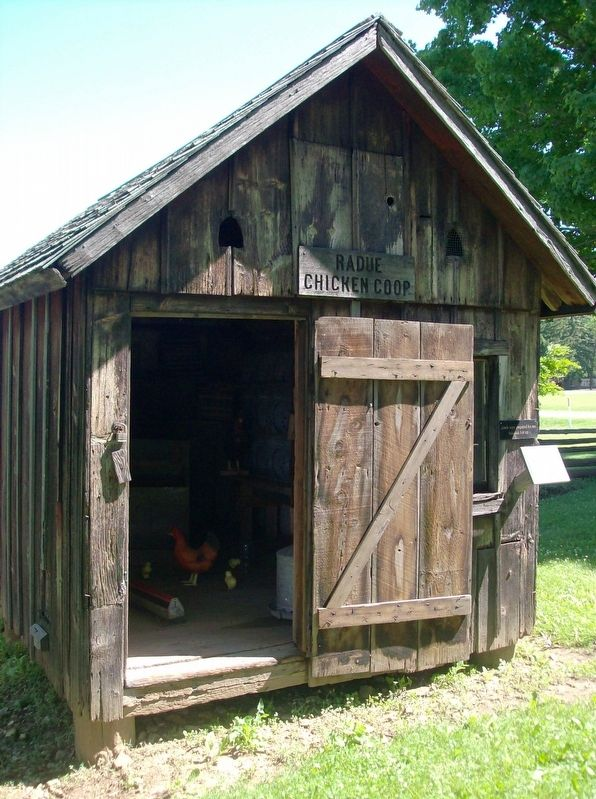 Radue Chicken Coop image. Click for full size.