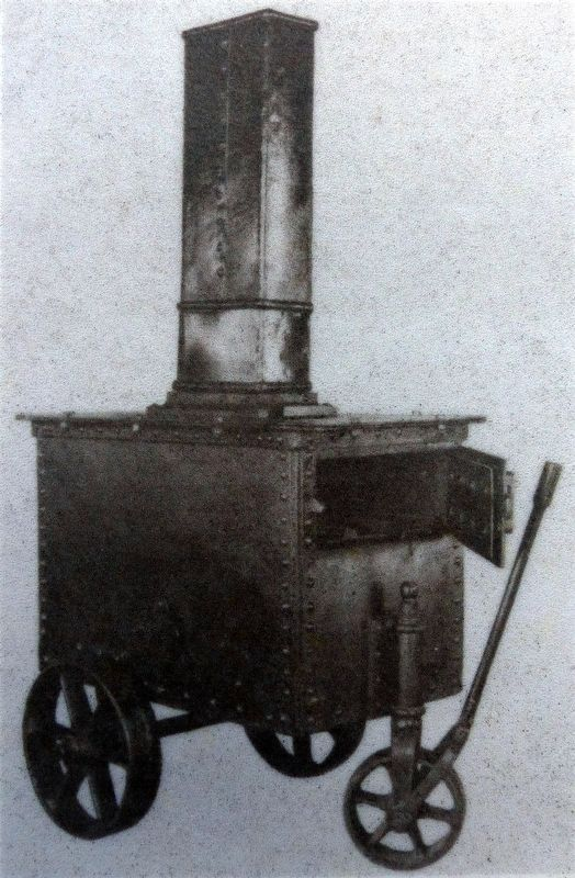 Captain Addison's Hot Shot Furnace image. Click for full size.