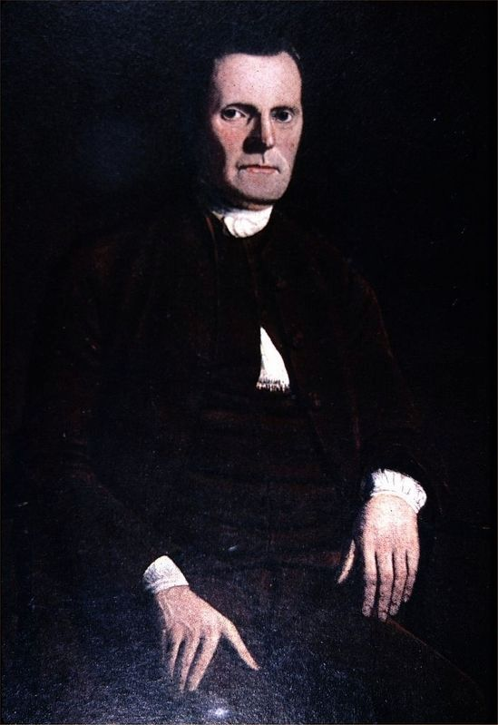 Roger Sherman image. Click for full size.