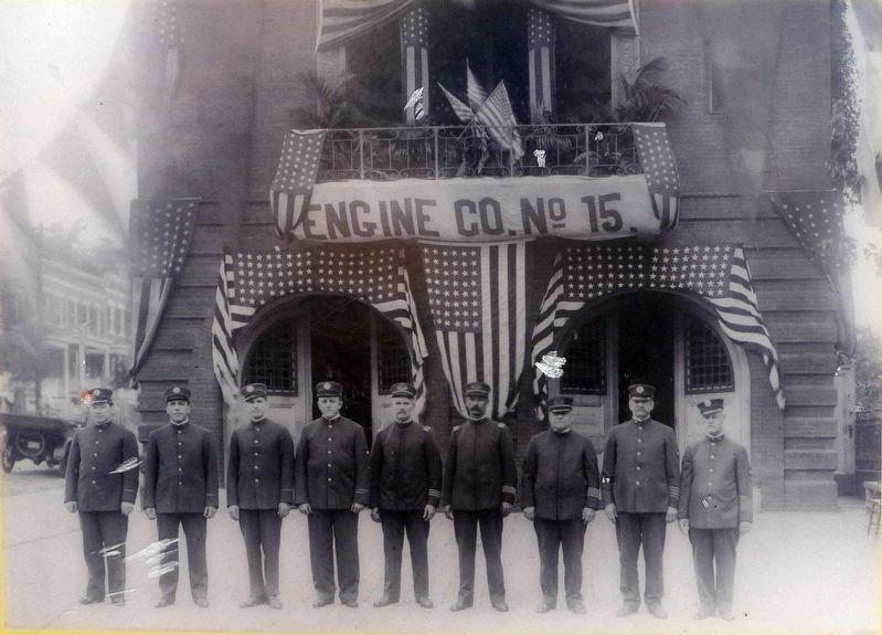 Engine Co. No. 15 image. Click for full size.
