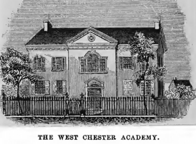 West Chester Academy Building image. Click for full size.