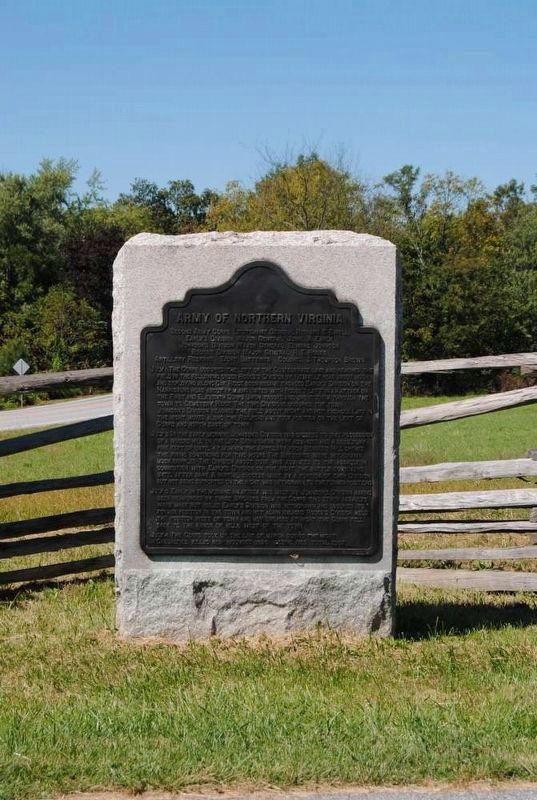 Second Army Corps Monument image. Click for full size.