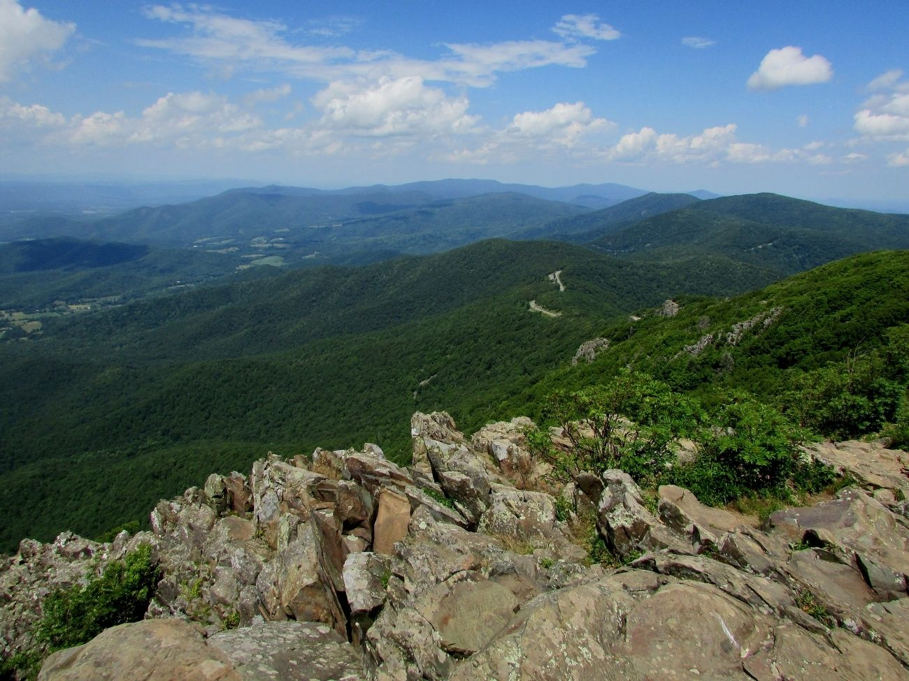 View from Stony Man Summit image. Click for full size.