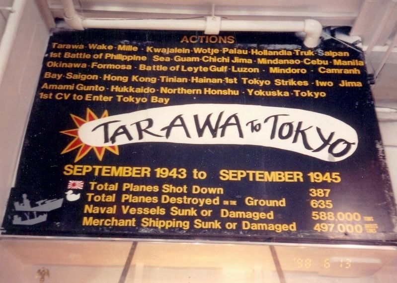 Tarawa to Tokyo image. Click for full size.