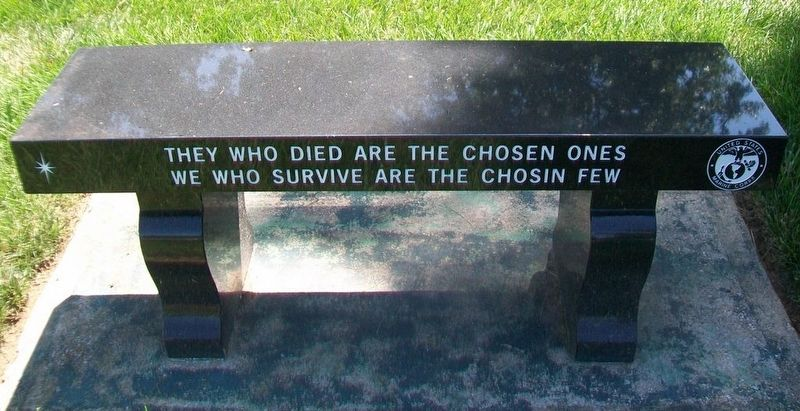 The Chosin Few Memorial image. Click for full size.