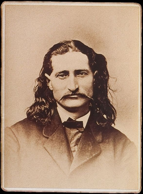Wild Bill Hickok image. Click for full size.