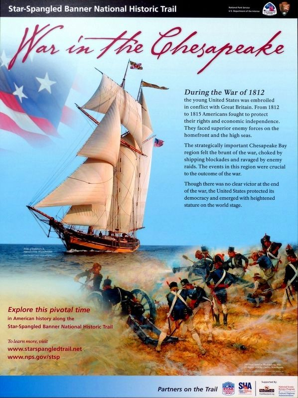 War in the Chesapeake image. Click for full size.