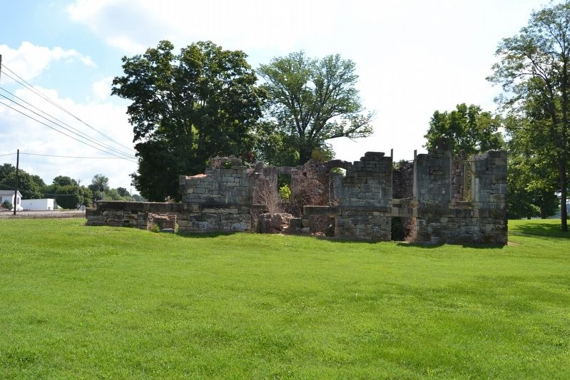 Ruins of Bell's Tavern image. Click for full size.